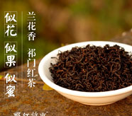 祁門紅茶(cha)