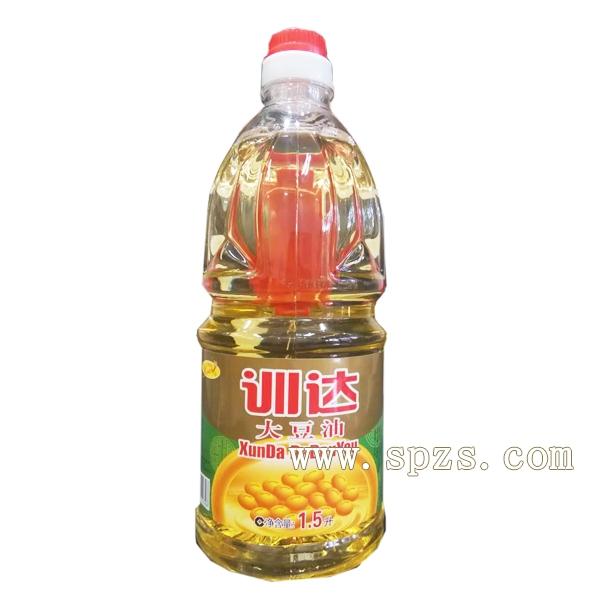 訓達食用(yong)油