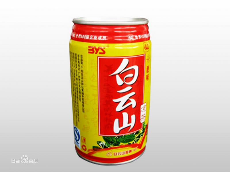 白云山凉茶