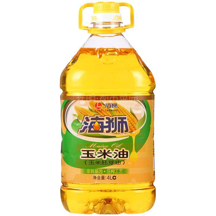 海獅玉米油