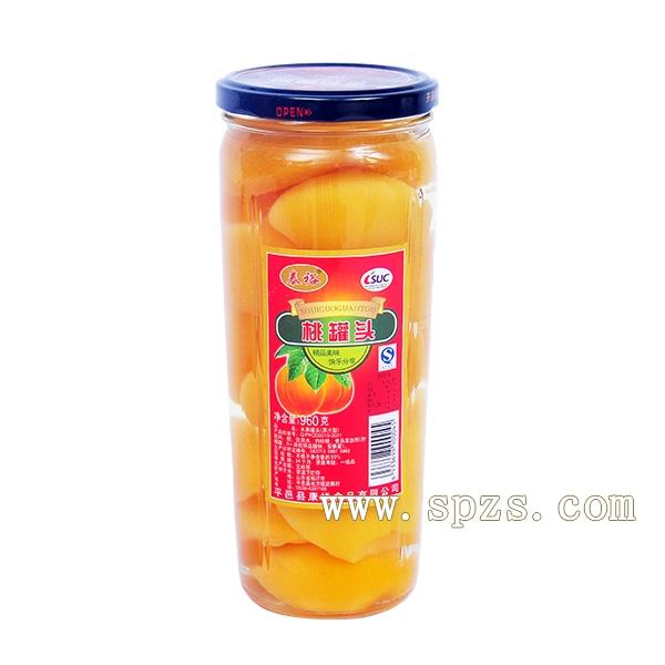 水果之旅罐頭食品