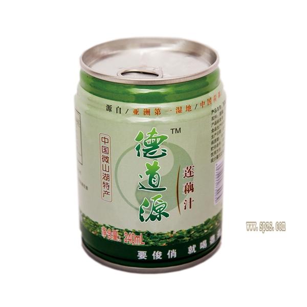 德道源莲藕汁