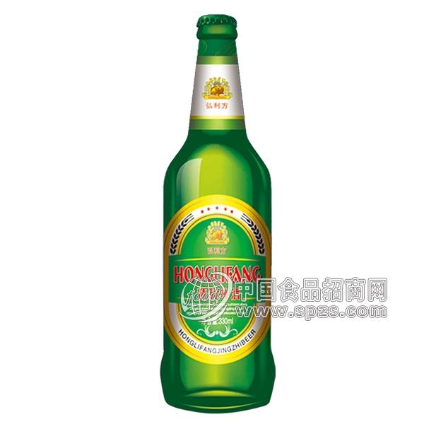 弘利方啤酒