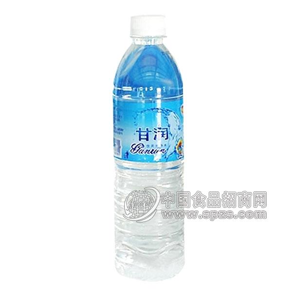 甘潤飲用水