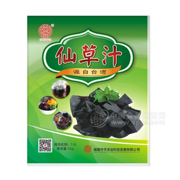 南国仙珍果汁饮料