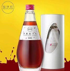 珍珠红黄酒